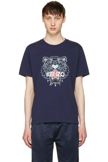 Kenzo - Navy Tiger T-Shirt