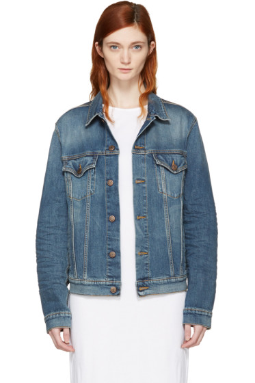 6397 - Blue Jean Jacket