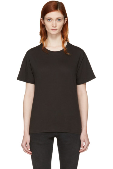 6397 - Black Man T-Shirt