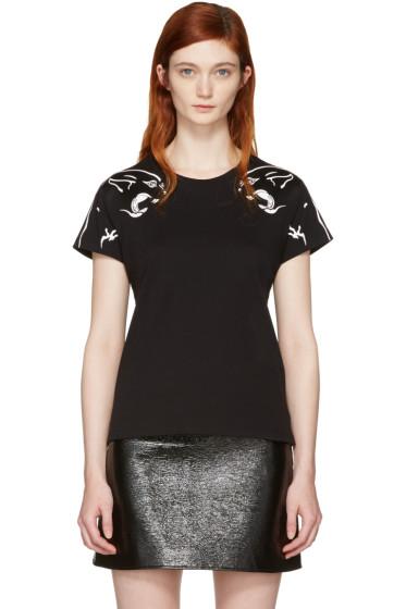 Valentino - Black Panther T-Shirt