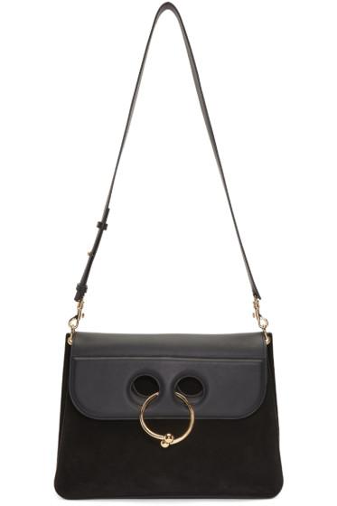 J.W. Anderson - Black Large Pierce Bag