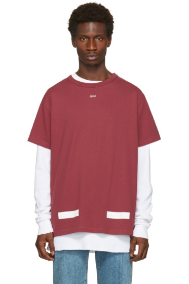 Off-White - Red Arrows T-Shirt