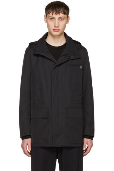 Fendi - Black 'Bag Bugs' Parka