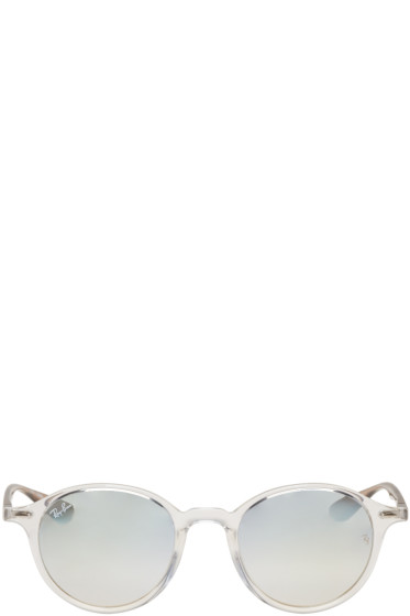 Ray-Ban - Transparent Liteforce Sunglasses