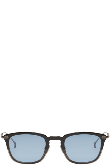 Issey Miyake Men - Black Pentagon 2 Sunglasses