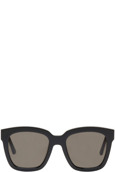 Gentle Monster - Black Dreamer Hoff Sunglasses