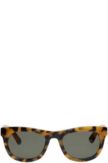 Han Kjobenhavn - Tortoiseshell Cubicle Sunglasses