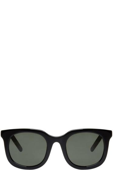 Han Kjobenhavn - Black Ace Sunglasses