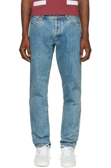 Han Kjobenhavn - Blue Tapered Jeans