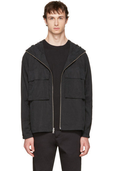 Saturdays NYC - Black Travis Jacket