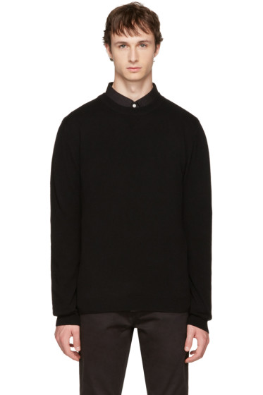 Saturdays NYC - Black Everyday Classic Sweater