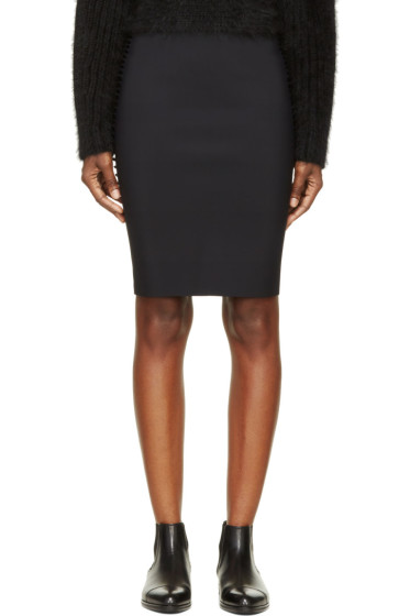 Dion Lee - Black Lory Filter Skirt