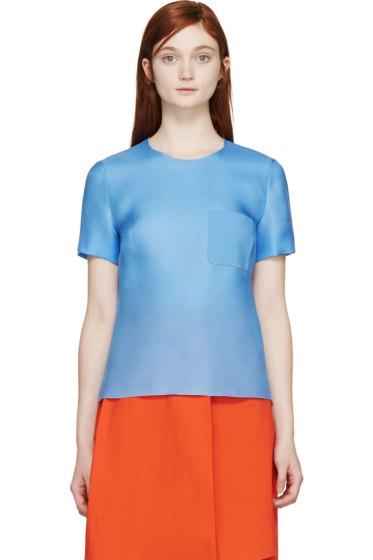Roksanda - Sky Blue Baynes T-Shirt