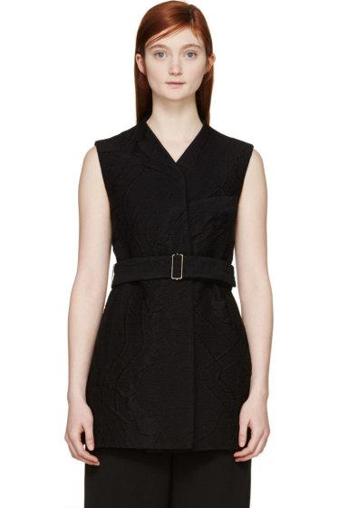 Maiyet - Black Crossover Vest