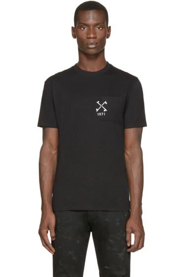 Christian Dada - Black Vietnam T-Shirt
