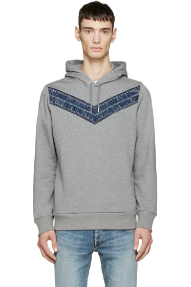 Diesel - Grey S-Indivy Pullover