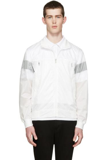 Moncler - White Nylon Farais Jacket