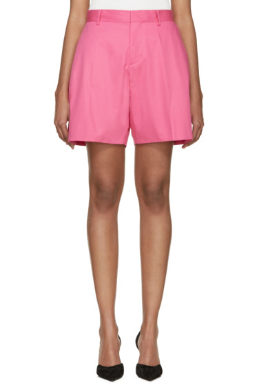 Dsquared2 - Fuchsia Loe Kawaii Shorts