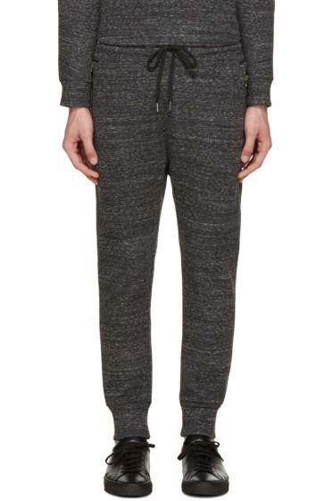 Helmut Lang - Grey Melange Lounge Pants