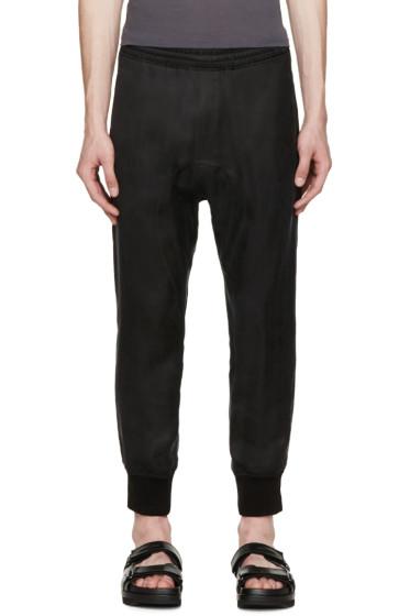 Neil Barrett - Black Lounge Trousers