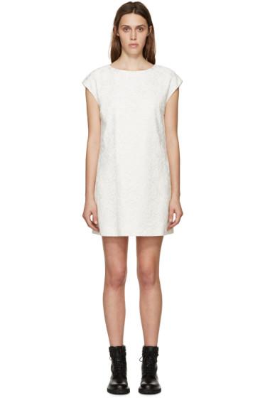 Saint Laurent - Ivory Lace Dress