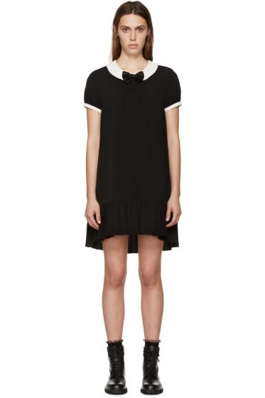 Saint Laurent - Black Babydoll Dress