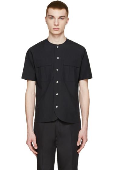 08Sircus - Black Vintage Typewriter Shirt