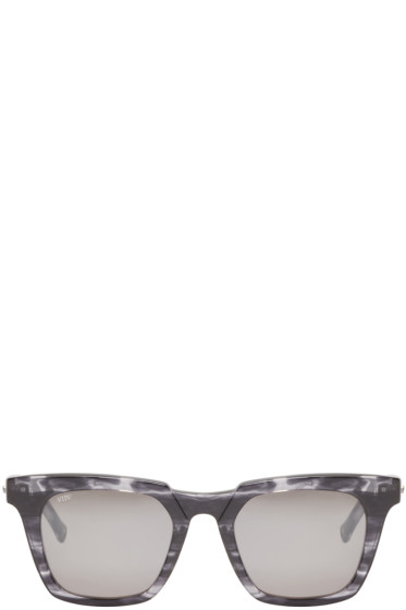 OAMC - Black & Grey Mara Sunglasses
