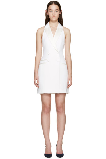 Pallas - White Blazer Hellen Dress