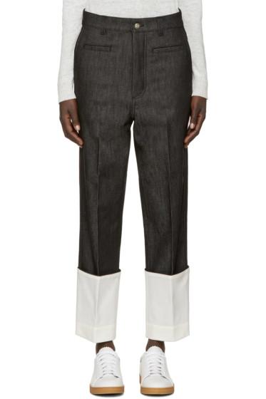 Loewe - Black Fisherman Jeans