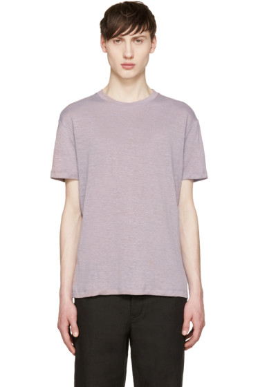 Fanmail - Purple Hemp T-Shirt