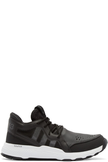Y-3 SPORT - Black On Court Sneakers