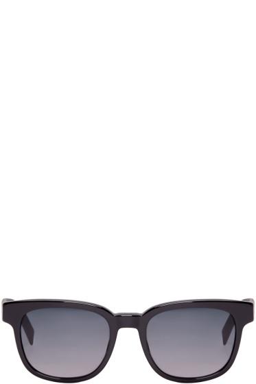 Dior Homme - ブラック タイ 183S サングラス