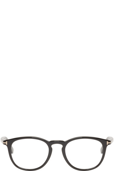 Tom Ford - Black Acetate TF5401 Glasses