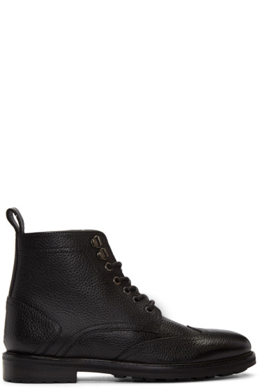 Tiger of Sweden - Black Charly 45 Boots