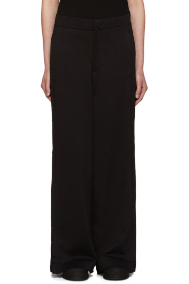 Y-3 - Black Frost Lounge Pants