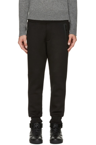 Dsquared2 - Black Fleece Lounge Pants