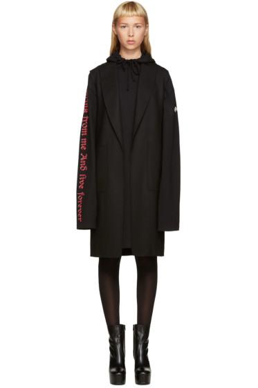Alexander Wang - Black Wool Vest