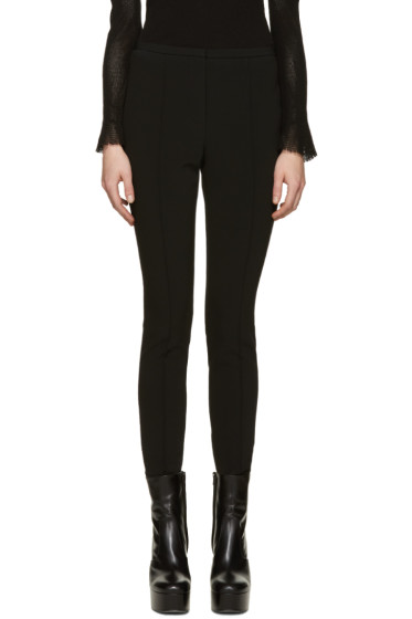 Alexander Wang - Black Skinny Trousers