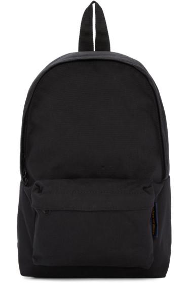 Comme des Garçons - Black Canvas Backpack