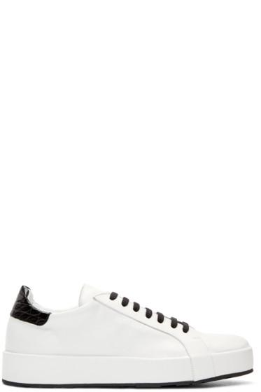 Jil Sander - White Miro Sneakers