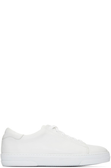 A.P.C. - Off-White Steffi Tennis Sneakers