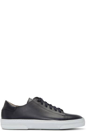 A.P.C. - Navy Tennis Sneakers