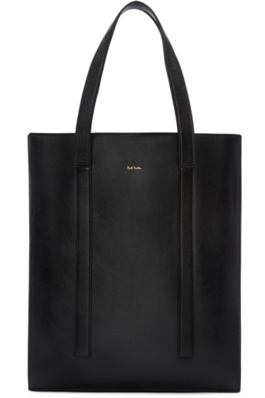 Paul Smith - Black Accordion Tote