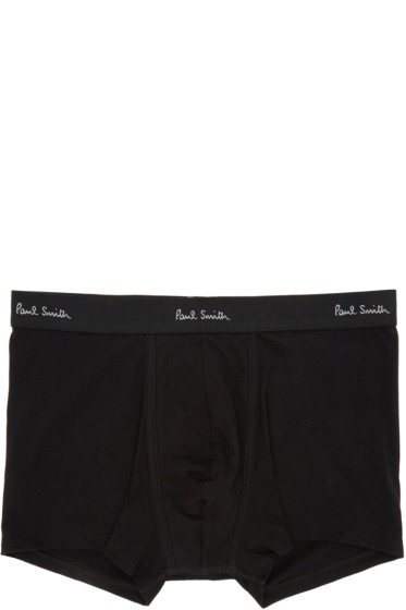 Paul Smith - Black Boxer Briefs