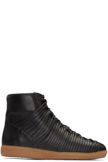 Damir Doma - Black Follet High-Top Sneakers