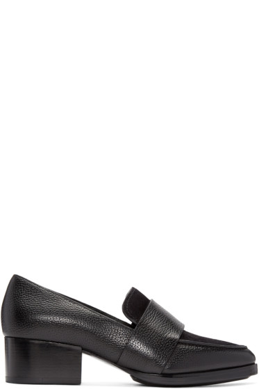 3.1 Phillip Lim - Black Quinn Loafers