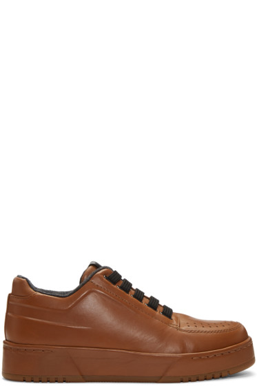 3.1 Phillip Lim - Brown PL31 Sneakers