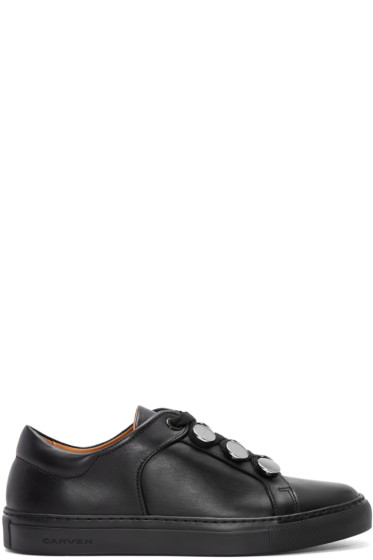 Carven - Black Resonance Sneakers