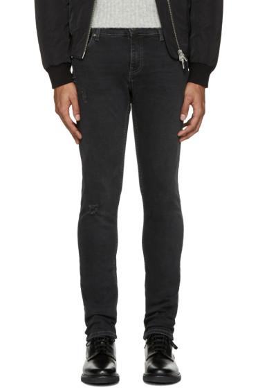 BLK DNM - Grey 5 Jeans